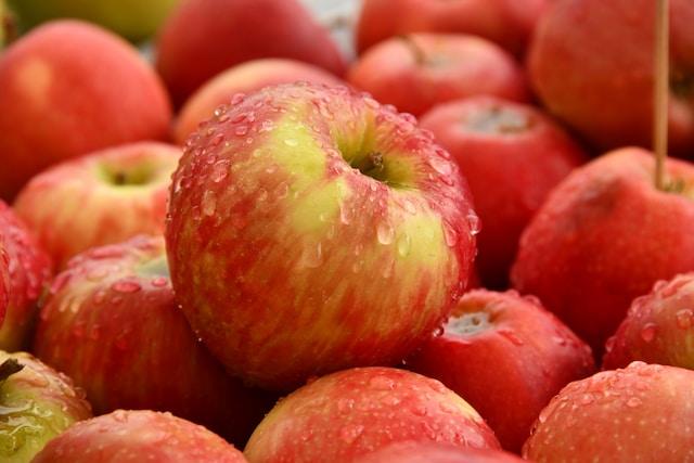 Droom betekenis van appels