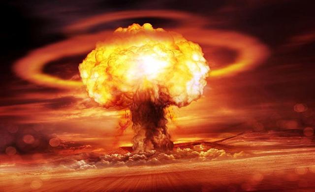 Droom betekenis van een atoombom