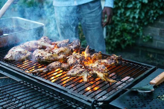 Droom betekenis van een barbecue