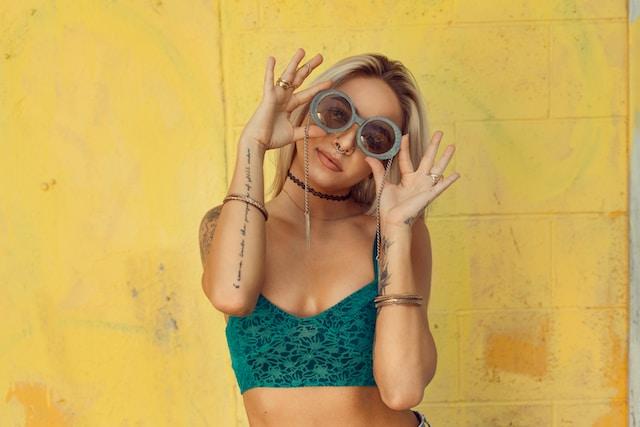 Droom betekenis van een bril