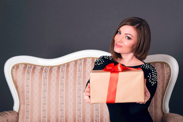 Droom betekenis van een cadeau