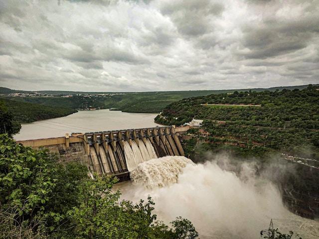 Droom betekenis van een dam