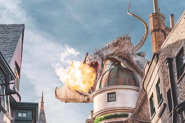 Droom betekenis van een draak