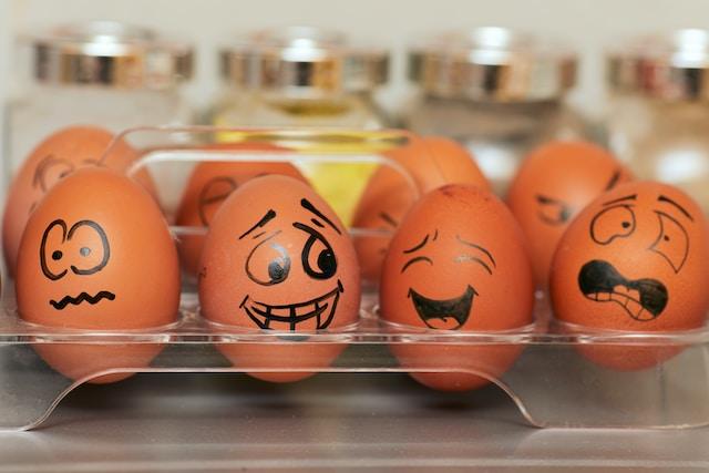 Droom betekenis van een ei