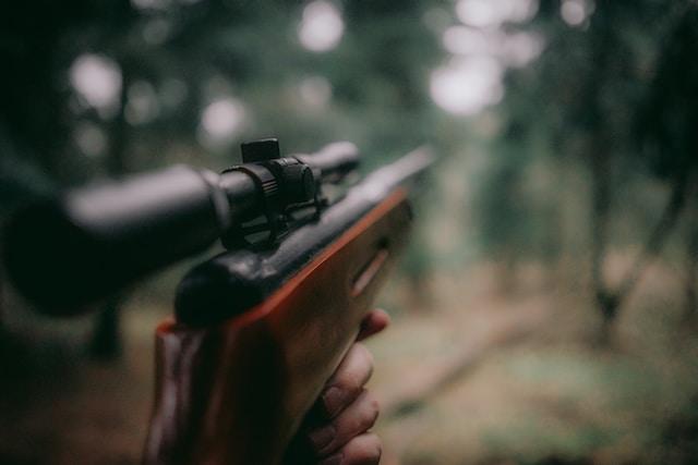Droom betekenis van een geweer
