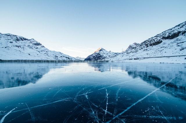 Droom betekenis van ijs