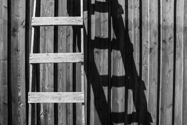 Droom betekenis van een ladder