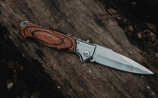 Droom betekenis van een mes