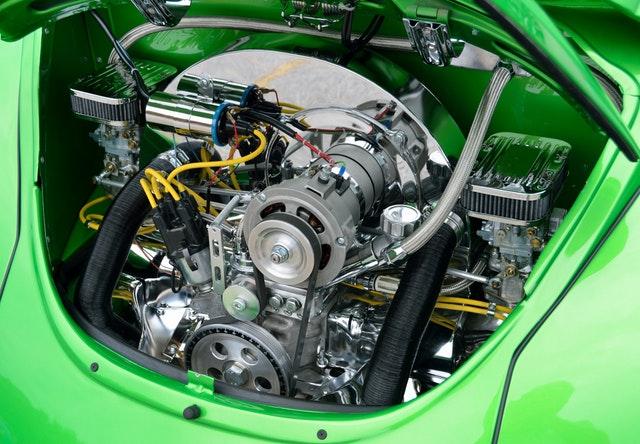 Droom betekenis van een motor