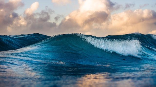 Droom betekenis van een oceaan