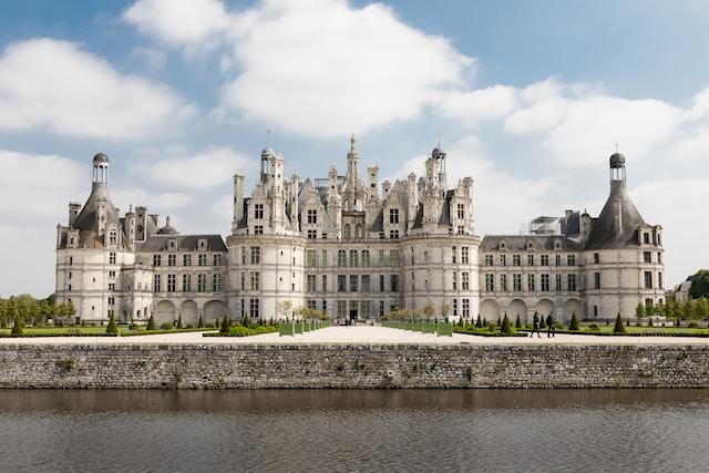 Droom betekenis van een paleis