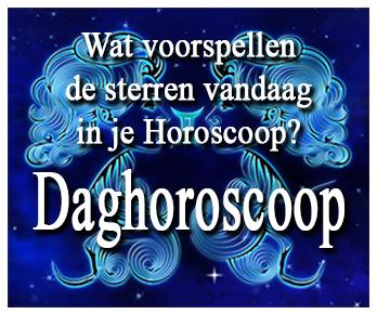 Wat voorspellen de sterren vandaag in je horoscoop? Daghoroscoop