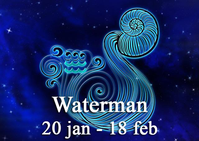 Sterrenbeeld Waterman - 20 januarie t/m 18 februari