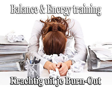 Balance & Energy training - Krachtig uit je Burn-Out