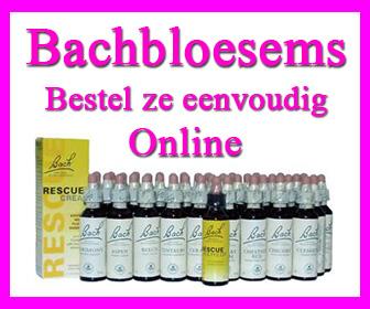Bachbloesems, bestel ze eenvoudig online