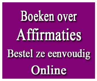 Boeken over Affirmaties bestel je eenvoudig online
