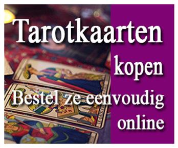 Tarot kaarten kopen - bestel ze eenvoudig online