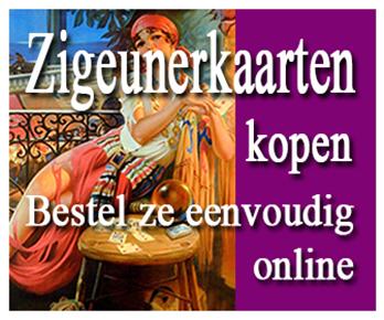 Zigeunerkaarten kopen - bestel ze eenvoudig online