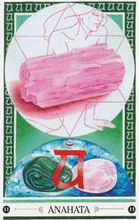 Medicijnkaart Stenen van Anahata