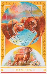 Medicijnkaart Ram van Manipura