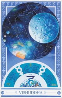 Medicijnkaart Mercurius van Vishuddha