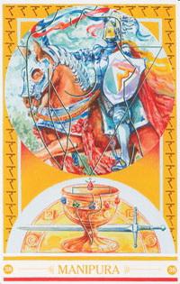 Medicijnkaart Ridder van Manipura