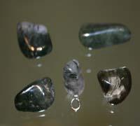 Actinoliet stenen