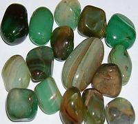 Agaat stenen