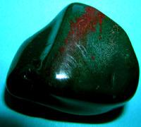 Edelsteen Heliotroop - Bloedsteen - Hildegard jaspis
