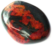 Heliotroop - Bloedsteen - Hildegard jaspis stenen