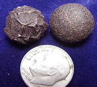 Edelsteen Boji stenen of Pop rocks