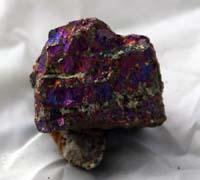 Chalcopyriet stenen