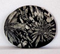 Edelsteen Chrysant steen