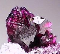 Clinochloor of klinochloor stenen