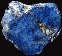 Dumortieriet stenen