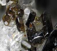 Enstatiet & Bronziet edelsteen