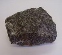 Blizzard stone of Gabbro edelsteen
