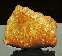 Imperial gold kwarts stenen