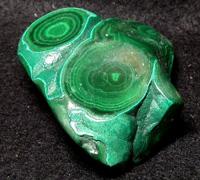 Malachiet stenen