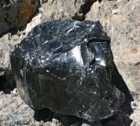 Edelsteen Obsidiaan