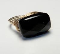 Onyx edelsteen