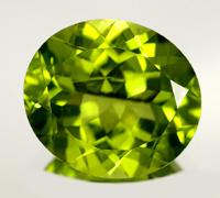 Peridoot - Olivijn - Chrysoliet stenen