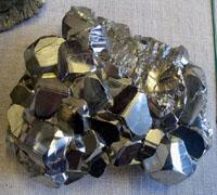 Pyriet stenen