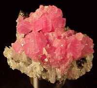 Rhodochrosiet edelsteen