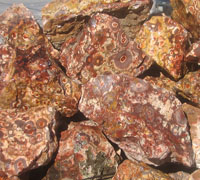 Rhyoliet stenen