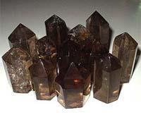 Rookkwarts stenen