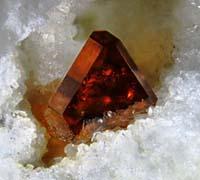 Sfaleriet - Zinkblende stenen