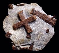Stauroliet of elfenkruis stenen