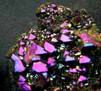 Titanium kwarts stenen