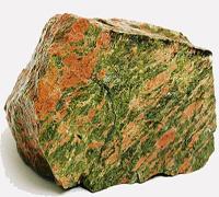 Unakiet stenen